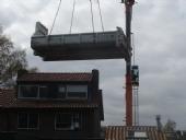 Moeilijk bereikbare tuin - Container
